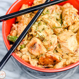 How to Make Easy Mongolian Chicken Fried Rice.