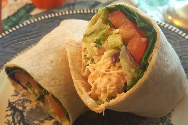 Tasty Tuna Wraps
