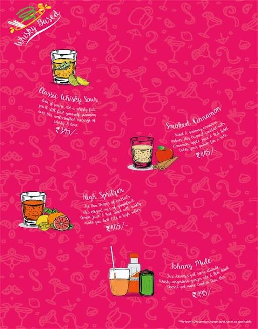 The Beer Cafe menu 10