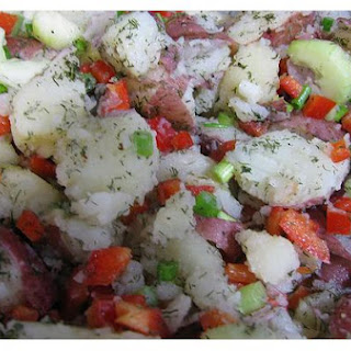 Red Dill Potato Salad