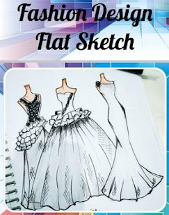 Fashion Design Flat Sketch For Pc Windows 7 8 10 And Mac Apk 1 0 Free Lifestyle Apps For Android