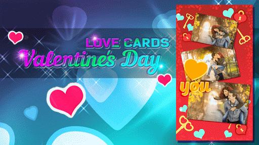 Valentine's Day Love Cards