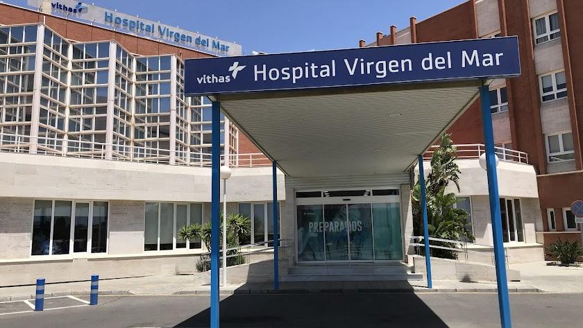 Vithas Almería, el hospital privado de referencia de la provincia.