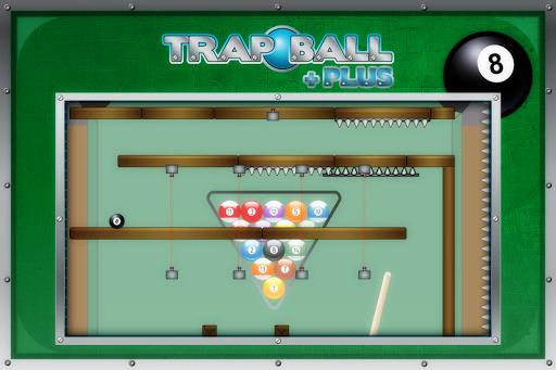 Trap Ball Plus Pool Edition