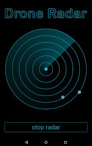 Drone Radar Simulation screenshot 6