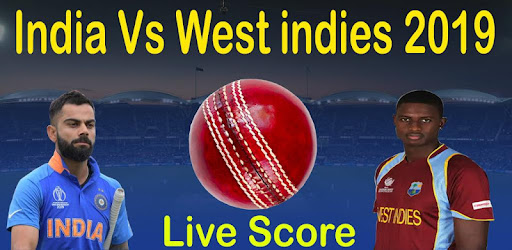 India Vs West Indies 2019 Live Score    Ind vs WI 1 0 3 (Android