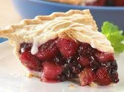 Berry-apple Fantasy Pie