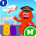 My Monster Town - Airport Games for Kids 1.5