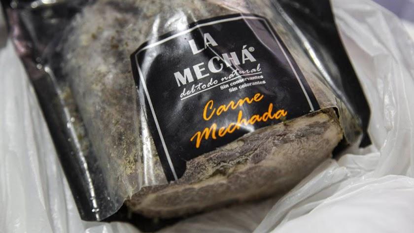 Carne mechada de Magrudis.