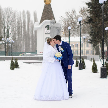 Wedding photographer Alina Pleshakova (zenitphoto). Photo of 25.01.2017