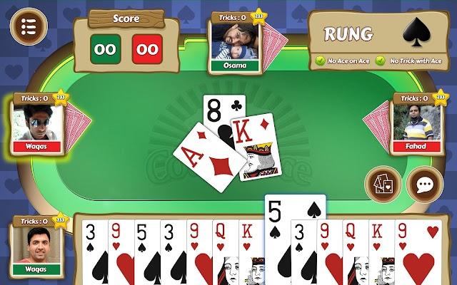 Court Piece (Rung) - screenshot
