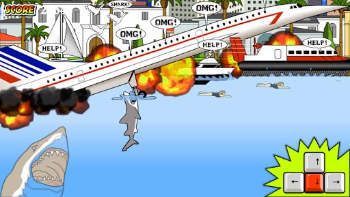 Shark Bite Simulator:Hungry Shark Attack 1.0.6 screenshots 5
