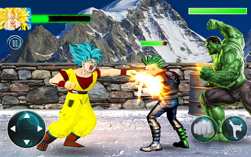 Superhero Fighting Games Grand Ring Arena Battle 1.2 screenshots 1