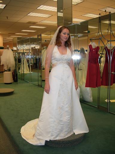 Bridal Gowns 2010 ; Haltered Design