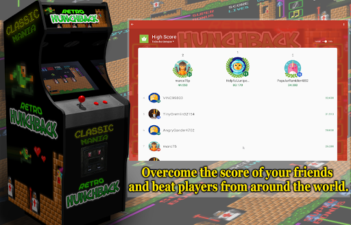 Retro Hunchback 1.21 screenshots 5