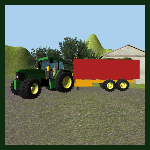 Tractor Simulator 3D: Silage