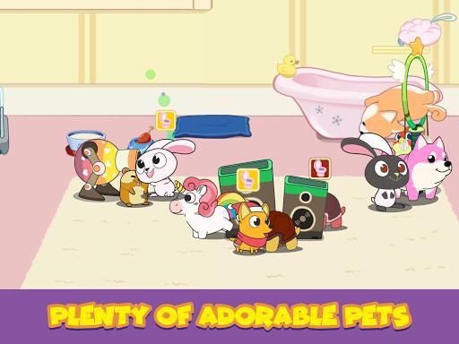 Pet House - Little Friends apkpoly screenshots 1
