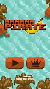 Banana Pirate screenshot