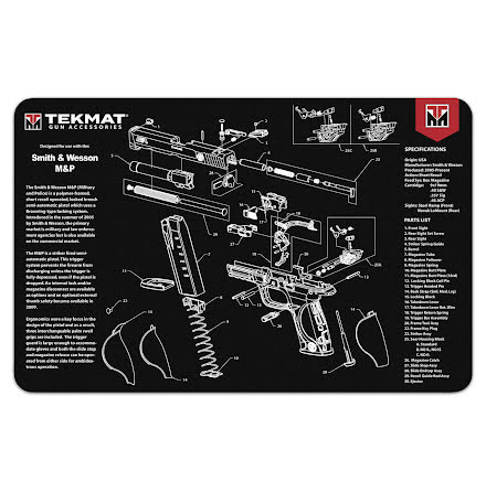 TekMat Smith & Wesson M&P