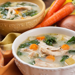 Chicken Soup Recipe - Pressure Cooker Method