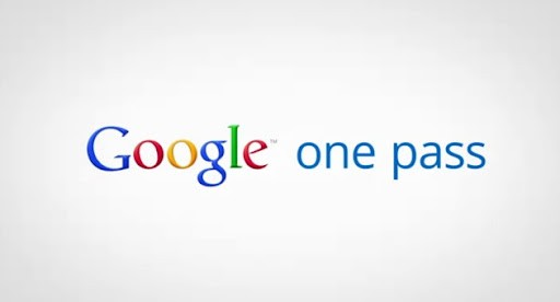 Google: One Pass