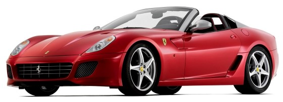 The Stylish Features of the Ferrari