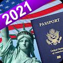 US Citizenship Test 2021 Audio icon