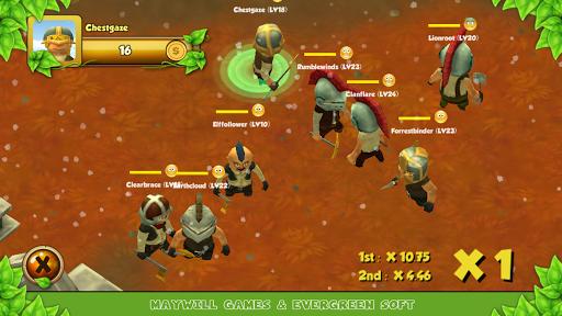 Fantasy Gladiator Betting-Game