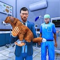 Pet Animal Hospital Doctor Care- Pet Surgery Games icon