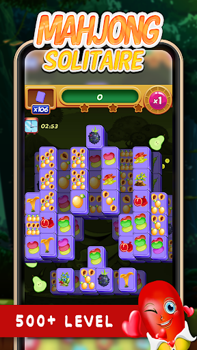 Mahjong Solitaire Connect Game 1.2 screenshots 2