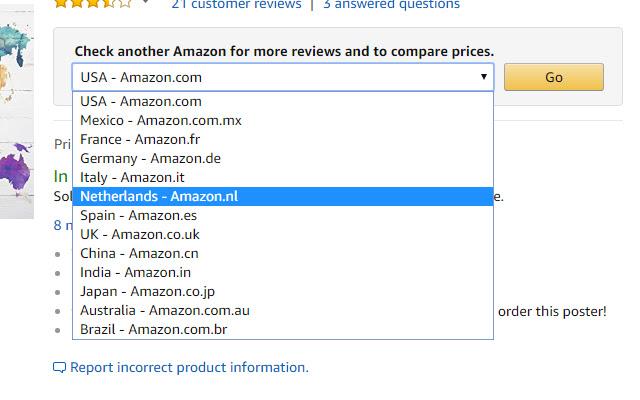 Other Amazon