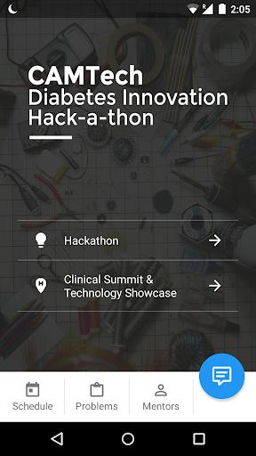 CAMTech Diabetes Hackathon
