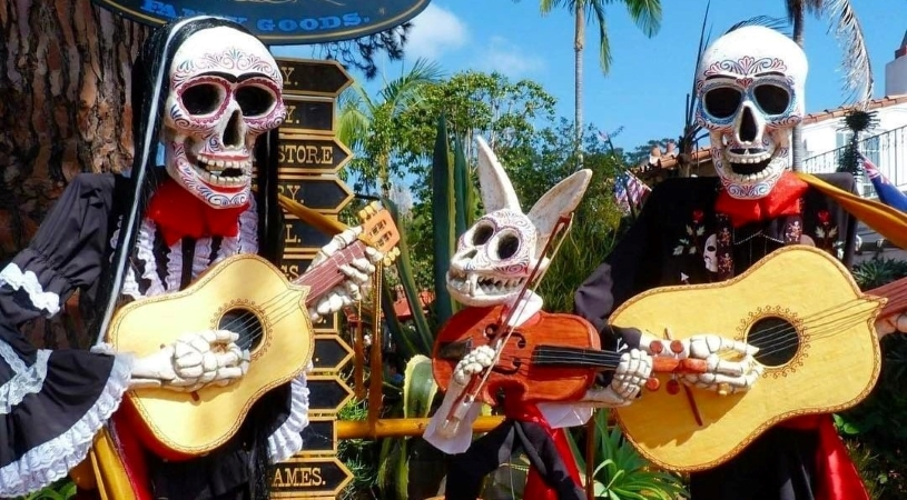 San Diego is rich with Mexican heritage and culture