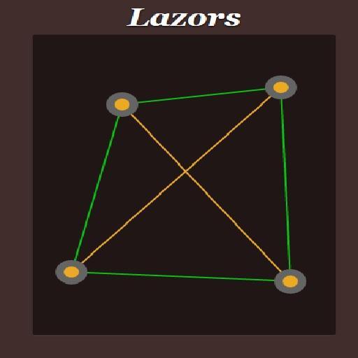 Lazors game