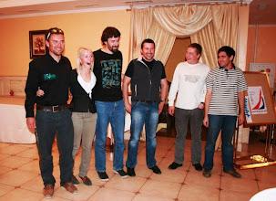 Photo: team PETRYXA Pjotr, Alesja, Vitalij, Sergej, Aleksand and Fjodor  photo by Zlata Bredova