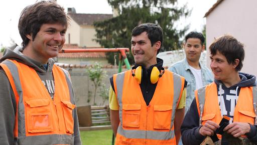 Atelier Espaces Verts de L'Arche La Merci