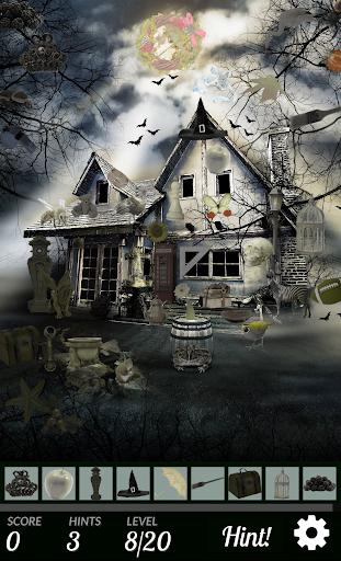 玩免費休閒APP 下載Hidden Object - Ghostly Night app不用錢 硬是要APP