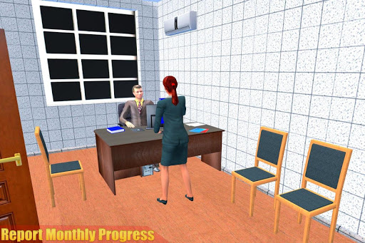 Virtual High School Teacher 3D apkpoly screenshots 12