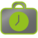 Track Work Time icon