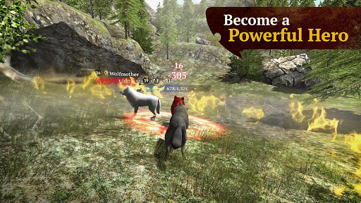The Wolf 1.7.1 Mod Unlimited Money VIP