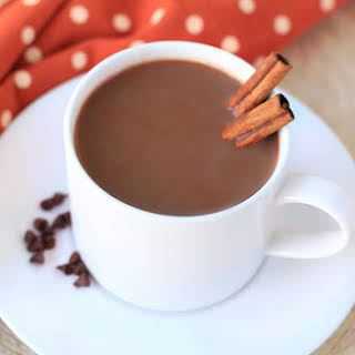 Low-Calorie Mexican Hot Chocolate.