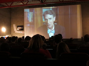 Photo: Video welcome from Bill Nye the Science Guy