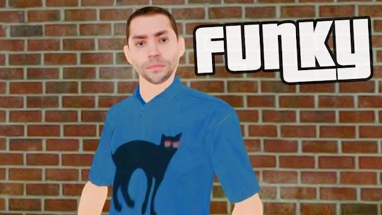 funkyblackcat - náhled