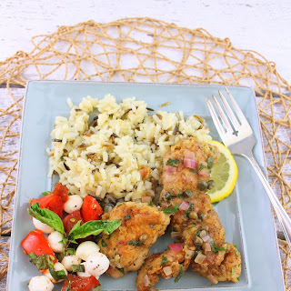 Ris De Veau Meuniere (Breaded Veal Sweetbreads with Lemon Caper Sauce) Recipe
