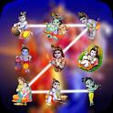 Krishna Pattern Lock Screen icon