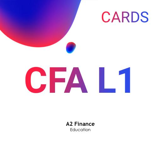 CFA Glossary Cards, L1, no Ads