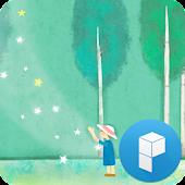 Lost Stars Launcher Theme