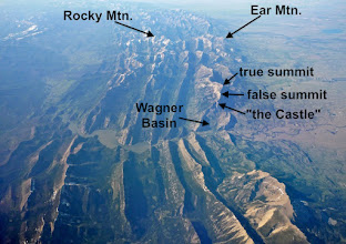 Photo: Wagner Basin is about 20 miles northwest of Augusta. Ear Mountain is about 20 miles west of Choteau.