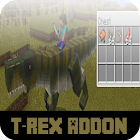 Mod T-Rex Addon for MCPE icon