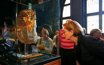 Photo: Egyptian Museum Day Tour from Port Said Port with All Tours Egypt